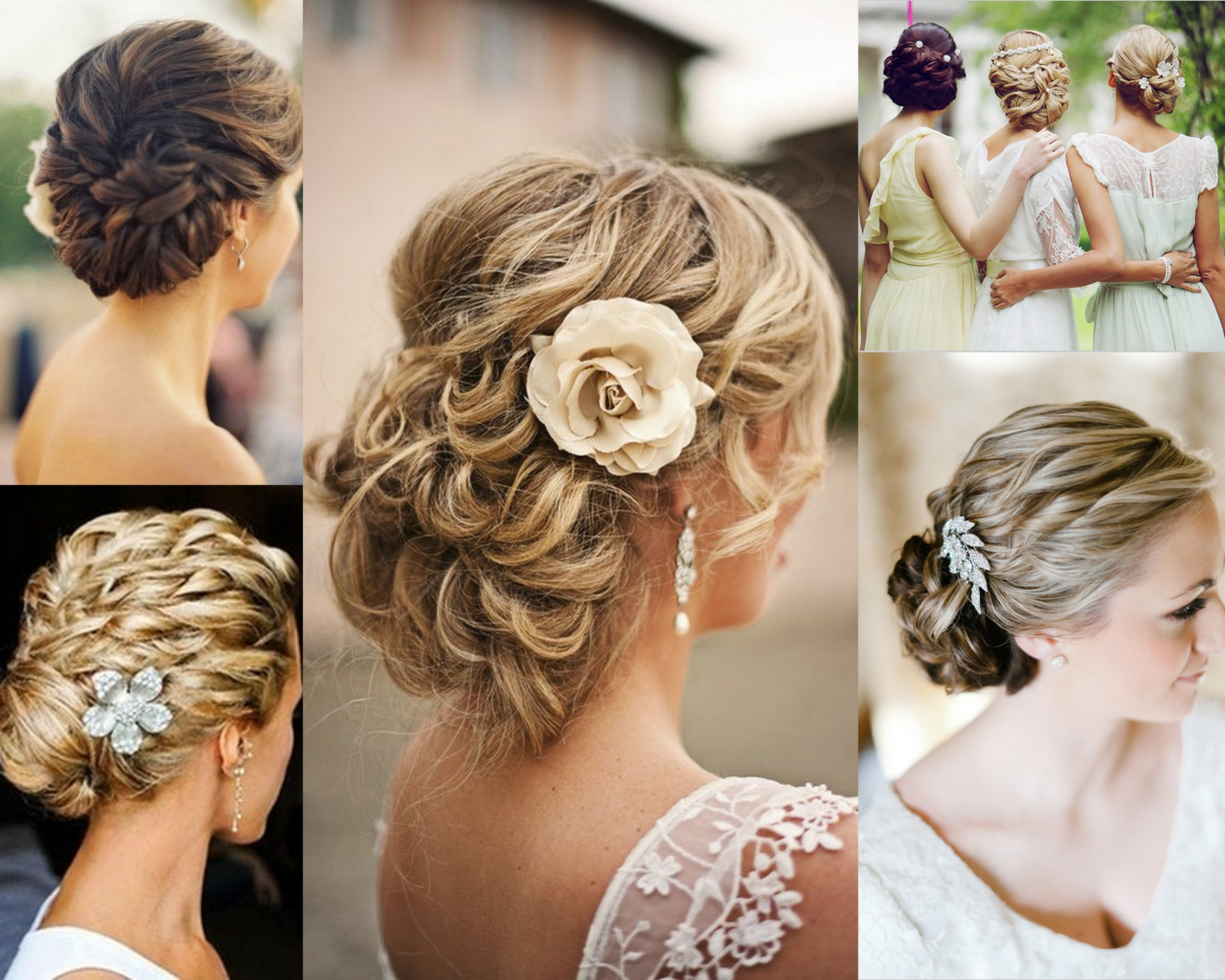 Celebrity Wedding Hair Styles / Pauls Hair World