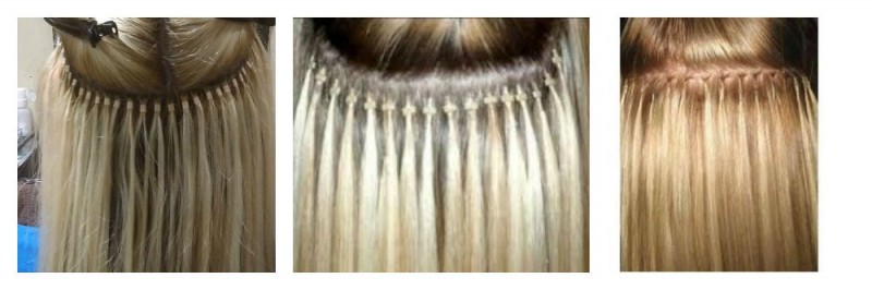 Hair extensions fittings pauls hair world this is similar to the micro ring fitting where there is no heat or sewing applied to the hair which will not damage your natural hair pmusecretfo Images