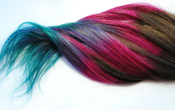 human-hair-extensions-dip-dyed