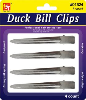 Beauty Town Duck Bill Clips 01324