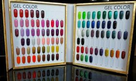 Well Gell London UV Gel Nail Polish