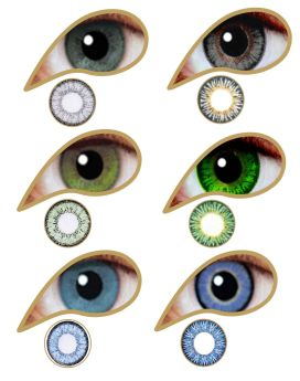 Mesmereyz 1 Day Contact Lenses