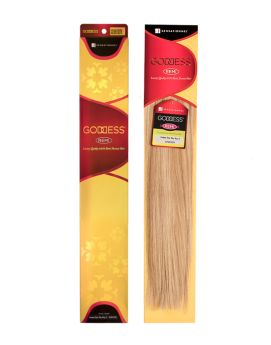 Sensationnel Remi Goddess Silky 100% Human Hair Weft Extension 113g