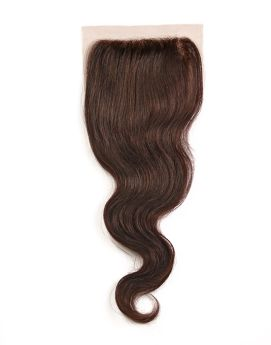 Feme 4x4 Lace Parting Closure Body Wave 12""