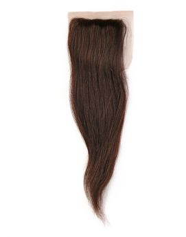 Feme 4x4 Lace Parting Closure Straight 12""