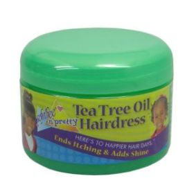 Sof N Free N Pretty Tea Tree Hairdress 250g