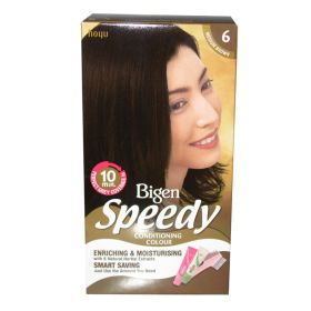 Bigen Speedy Conditioning Colour Medium Brown 6
