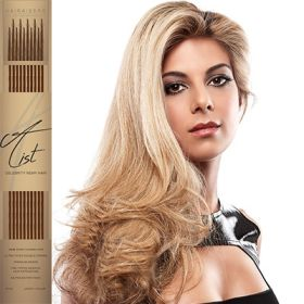 Blondes A-List Celebrity Remy Pre Bonded Flat Tip Hair