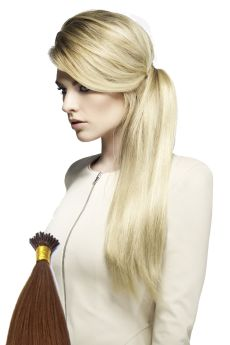 All Colours American Dream Ultimate Silky Straight Micro Ring / Stick Tip Hair