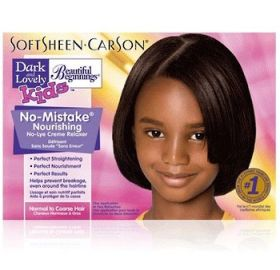 Dark And Lovely Beautiful Beginings Relaxer Normal Kit