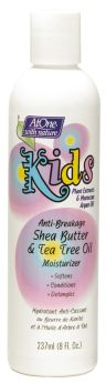 At One Kids Anti-Breakage Shea Butter & Tea Tree Oil Moisturizer 237ml