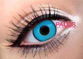 UV Mesmereyz Xtreme 1 Day Contact Lenses Billy Blue Boy