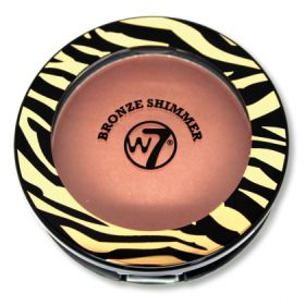W7 The Bronzer Shimmer Compact 14g