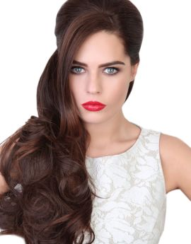 All Colours Beauty Works Big Tousled Hair Piece EX-DISPLAY