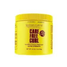 Care Free Curl Cold Wave Chemical Rearranger Regular Strength 454g