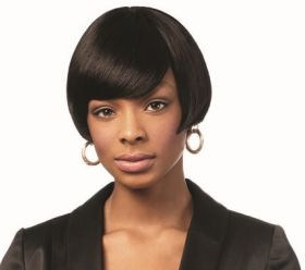 Blacks & Browns Sleek Cecilia 100% Human Hair Wig