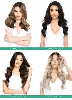Beauty Works Celebrity Choice Remi Human Hair Extensions Weft 120g