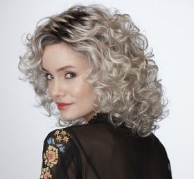 ONLINE EXCLUSIVE Compelling Monofilament Lacefront Wig by Natural Image