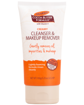 Palmers Creamy Cleanser & Makeup Remover 150g