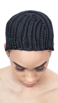 Make Your Own Wig Cornrow Cap For Crochet Braids or Weaves