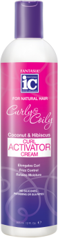 IC Fantasia CURLY & COILY Curl Activator Cream 355ml