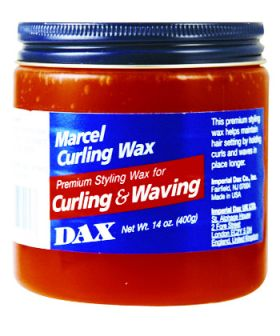Dax Marcel Curling Wax 397g