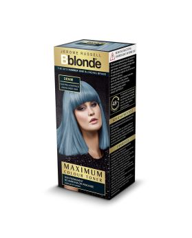 Jerome Russell  BBlonde Maximum Colour Denim Toner 75ml