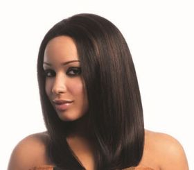 Blacks & Browns Diva 100% Human Hair Lace Front Wig 136g