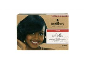 Dr Miracles No-Lye Relaxer Super