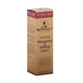 Dr Miracles Healing Wrapping & Setting Lotion 6oz