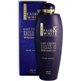 Fair & White Exclusive Body Lotion 500ml