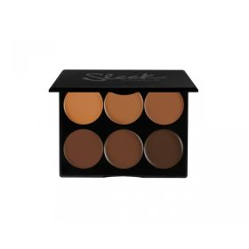 Sleek Make Up Large Creme Contour Kit Extra Dark