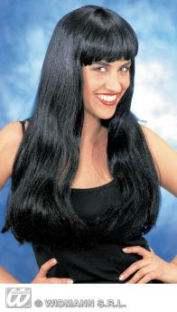 Fashion Wig Black