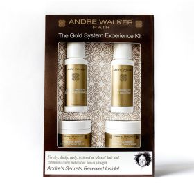 Andre Walker The Gold System Experience Kit
