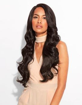 Feme Bouncy Blow Out Synthetic Long Wig