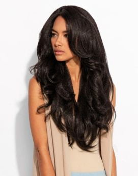 Feme Relaxed Blow Out Synthetic Long Wig