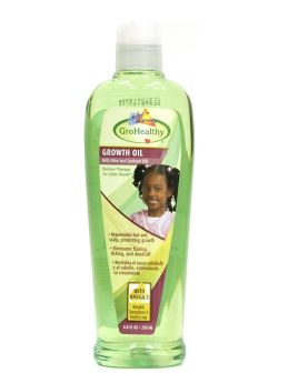 Sof N Free N Pretty Growth Oil 250ml