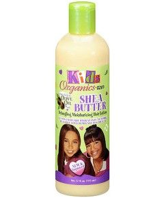 Africas Best Kids Organics Shea Butter Detangling Moisturizing Hair Lotion 355ml