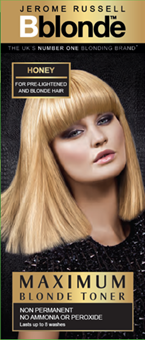 Jerome Russell BBlonde Colour Toner - Honey