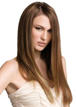 All Colours Sensationnel Soft N Silky 8 Piece Clip In Synthetic Extensions Futura Fibre