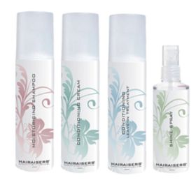 Hairaisers Human Aftercare Full Range