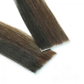 ONLINE EXCLUSIVE Blacks & Browns Beauty Works Invisi®-Tape Hair Extensions 20 Inch 40g