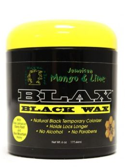 Jamaican Mango & Lime Blax Black Wax 177.44ml