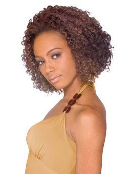 All Colours Sensationnel Premium Now Disco Jerry Curl Weave 100% Human Hair Extensions 100g