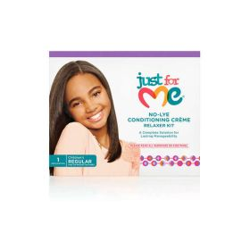 Just For Me No-Lye Conditioning Creme Relaxer Regular