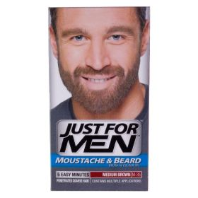 Just For Men Moustache & Beard Medium Brown