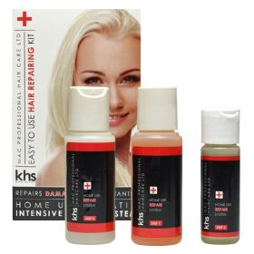 KHS MAC Professional Keratin Hair Repairing Kit
