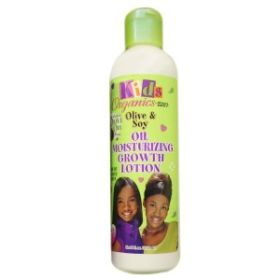 Kids Organics Olive & Soy Oil Moisturizing Growth Lotion 237ml