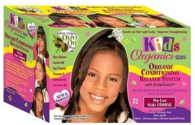 Kids Organics Conditioning Relaxer System Coarse