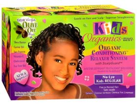 Kids Organics Conditioning Relaxer System Regular